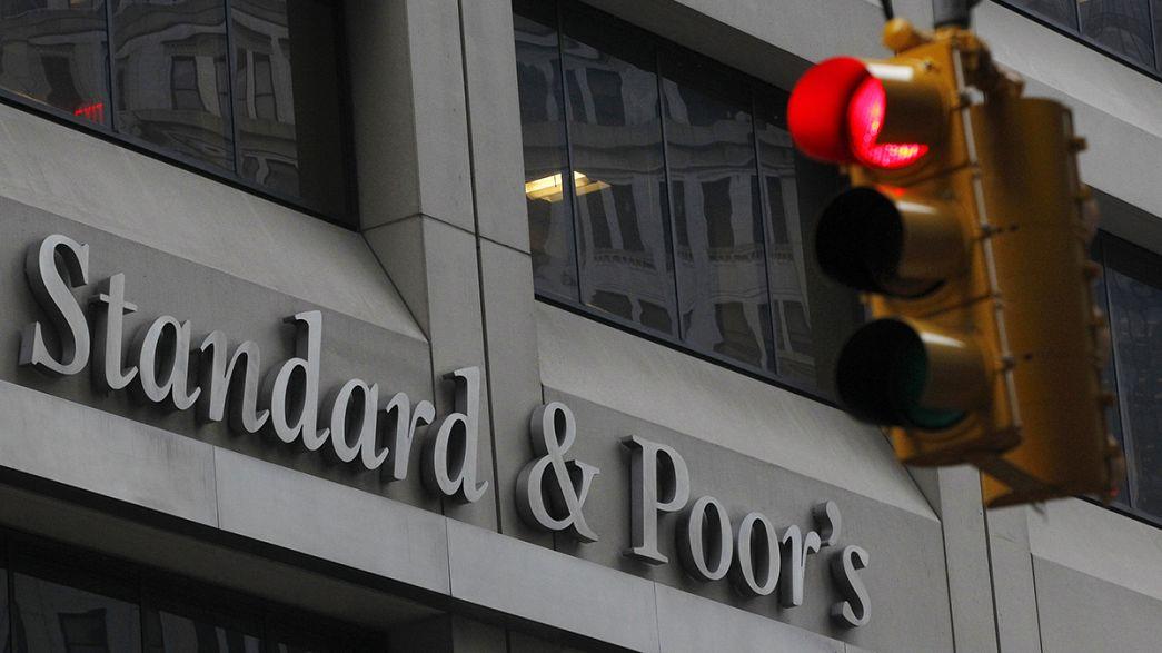 S&P: без низких базовых ставок у экономики возникнут проблемы