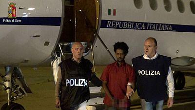 Extradition vers l'Italie de l'un des traficants les plus recherché au monde