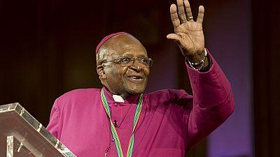Desmond Tutu nominates jailed Palestinian for Nobel Peace Prize 2017