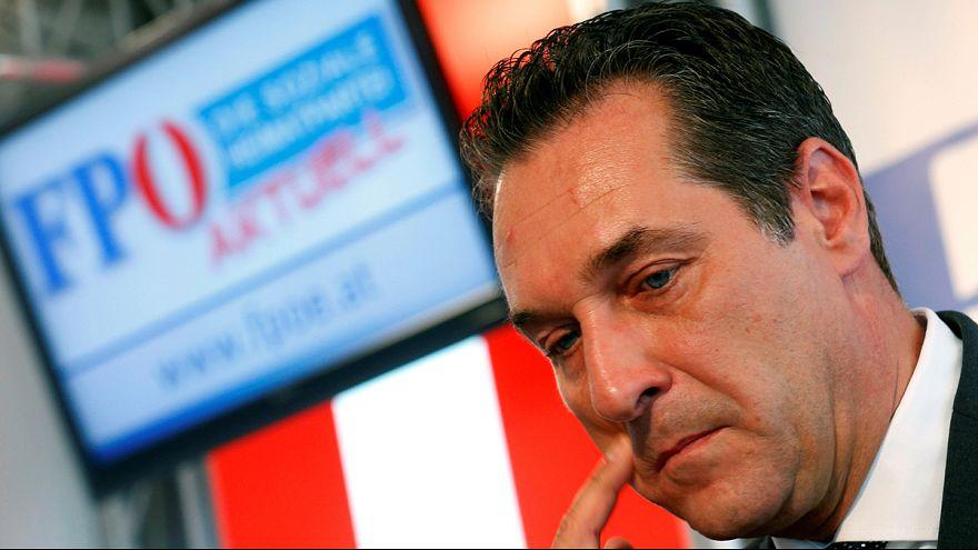 Extrema-direita austríaca recorre de resultados eleitorais