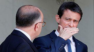 Франция бастует в преддверии Euro-2016