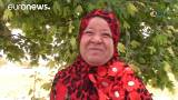 Residents in town 'liberated from ISIL rule' hold colourful celebrations