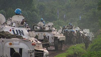 UN aiding DRC police with patrol boat training to combat rebels