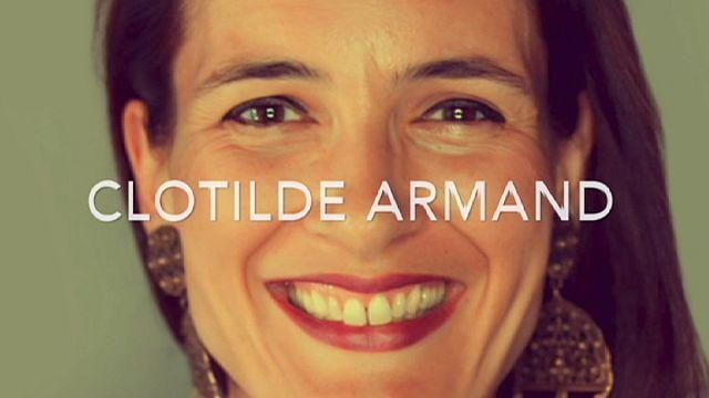 Bir aşk hikayesiyle başlayan siyasi mücadele... Clotilde Armand'ın film gibi hikayesi..