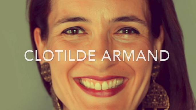 Clotilde Armand - the Frenchwoman trying to change Romanian politics