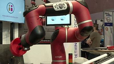 Innorobo, le grand salon de la robotique à Paris