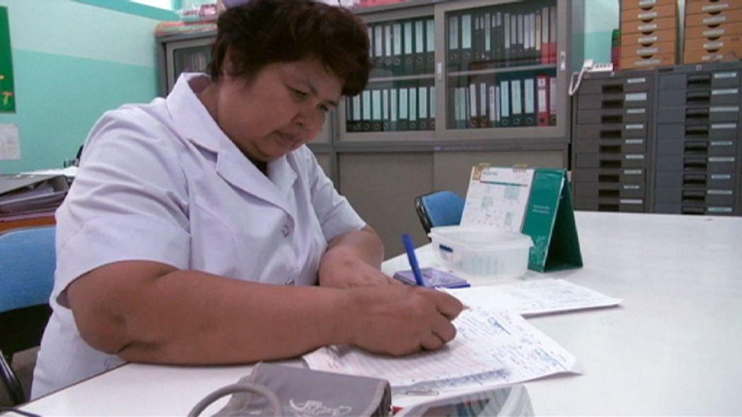 Таиланд остановил передачу ВИЧ от матери ребенку