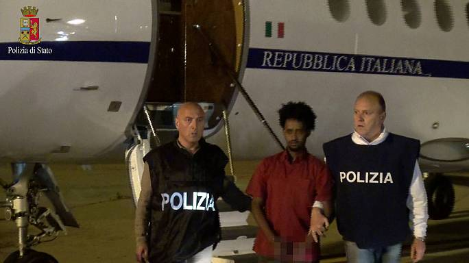 Судан передал Италии одного из главных переправщиков нелегалов в Европу