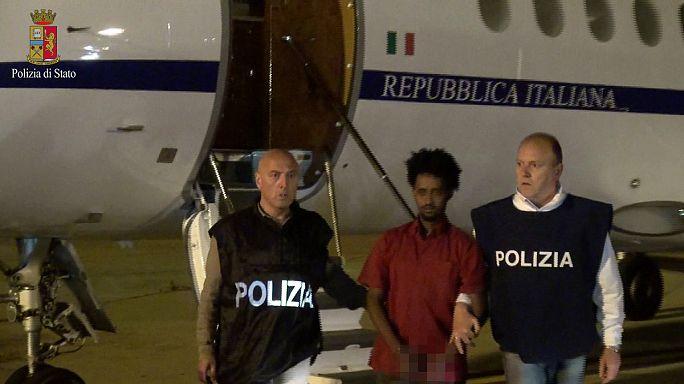 Eritreli insan taciri İtalya'da yargılanacak