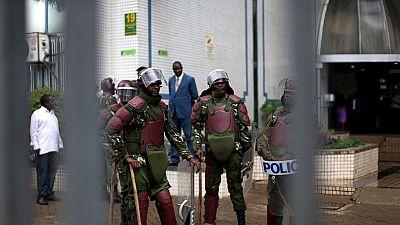 Interdiction de manifester au Kenya: un «état d'urgence» selon l'opposition