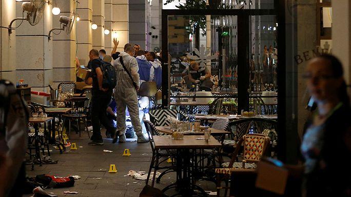 Israel: quatro mortos em tiroteio em Telavive cometido por dois palestinianos
