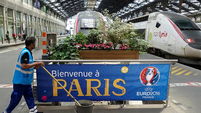 França: protestos contra lei do trabalho sobem de tom no arranque do Euro2016