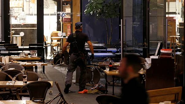 Police arrest two suspects following shooting at Tel Aviv shopping centre