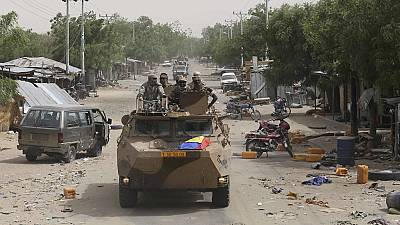 Chad sends troops to Niger to counterattack Boko Haram
