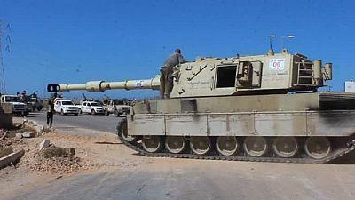 Libye : les forces armées loyales au gouvernement d'union libyen aux portes de Syrte