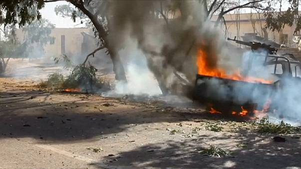 Libia: milizie Misurata entrano a Sirte, jihadisti in fuga