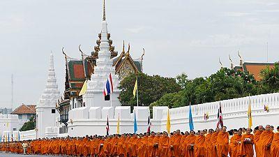 تایلند: هفتادمین سالگرد سلطنت پادشاه