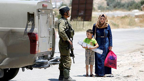 Tel Aviv saldırısı sonrası İsrail 80 bin Filistinli'ye kapıları kapadı