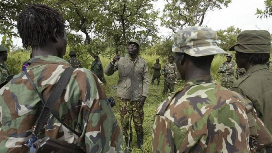 """Résultat de recherche d'images pour """"rebelles LRA"""""""