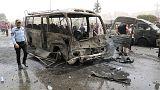 Viele Tote bei Anschlägen in Bagdad, während Kampf um IS-Hochburg Falludscha andauert