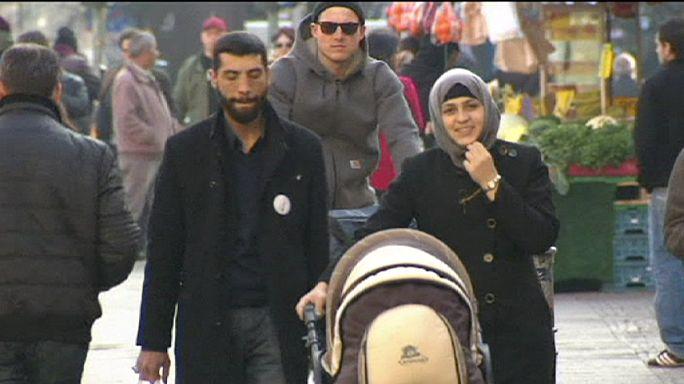 Стареющей Европе нужны мигранты