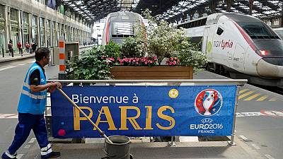 Strikes threaten Euro 2016 tournament