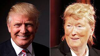 Meryl Streep nei panni di Trump: l'imitazione è perfetta