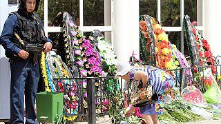 Казахстан: траур по жертвам нападения в Актобе