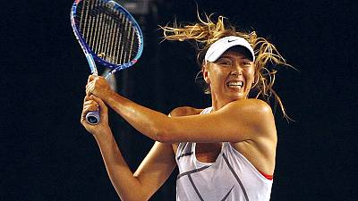Sharapova's sponsors Nike, Head and Evian stand by her despite doping ban