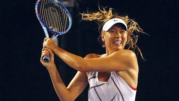 Nike ve Head men cezası alan Sharapova'ya sponsorluğa devam edecek
