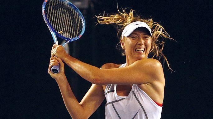 Trotz Doping-Sperre: Nike und Head stehen zu Tennisprofi Maria Scharapowa