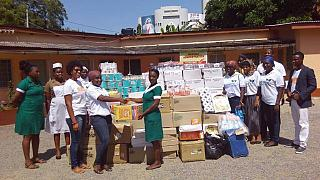Ghana : un cuisinier combat le gaspillage alimentaire