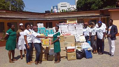 Noble idea cutting food waste, feeding the hungry in Ghana