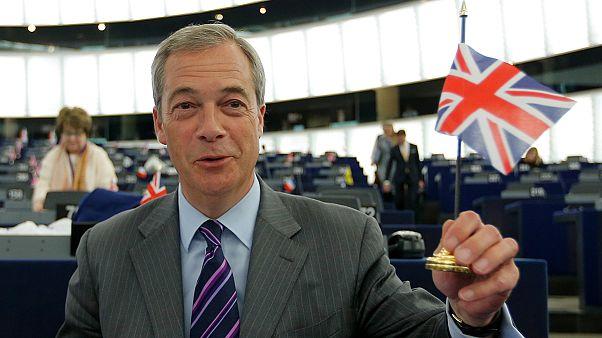 سرنوشت نمایندگان بریتانیایی پارلمان اروپا در صورت خروج از اتحادیه