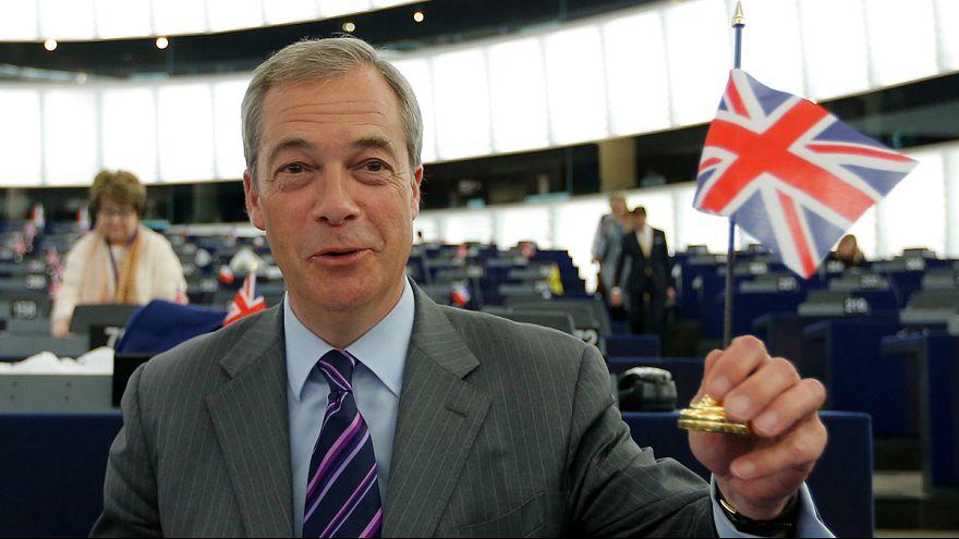 Referendo cria incerteza sobre futuro dos eurodeputados britânicos