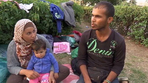 Suriyeli sığınmacıları Avrupa'da da zorlu şartlar bekliyor