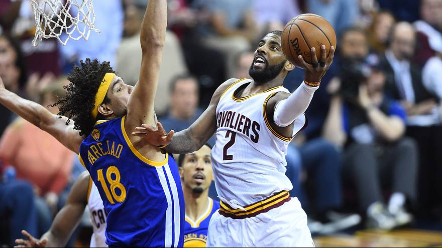 Nba: i Cavs sono vivi, Warriors travolti in gara-3