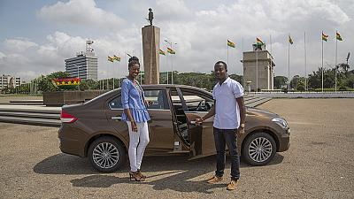 Uber launches in Ghana, starts with free weekend rides