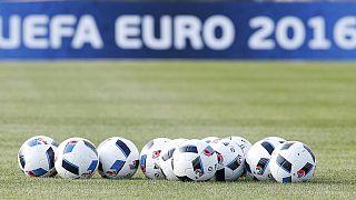 Euro 2016 için tüm takımlar hazır
