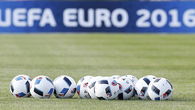 Euro 2016: Participating nations set up camp in France