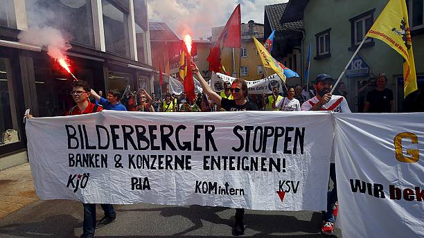 Secretive Bilderburg Meetings open in Dresden