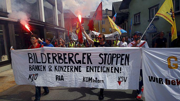Kungelei oder gar Verschwörung? Bilderberg-Konferenz in Dresden