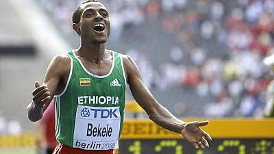Ethiopia's Bekele to miss Olympics despite protests over his exclusion