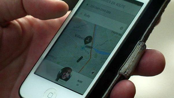 Γαλλία: Μεγάλο πρόστιμο στην Uber