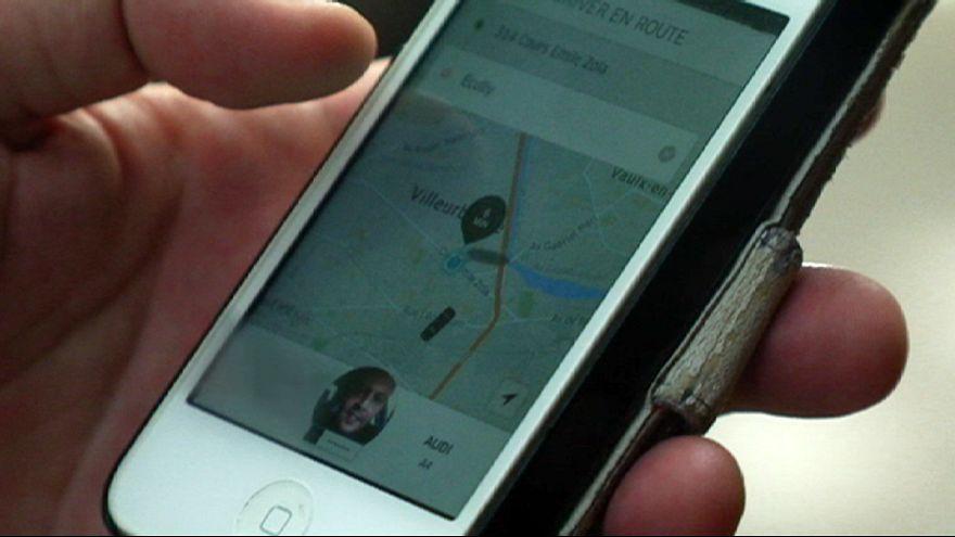 France : 800.000 euros d'amende pour Uber