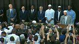 Une prière musulmane pour Mohamed Ali : les funérailles du mythique champion ont commencé