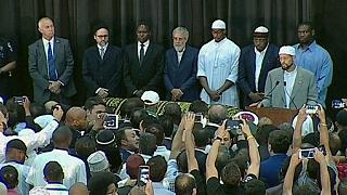 Louisville mourns Muhammad Ali with prayer service