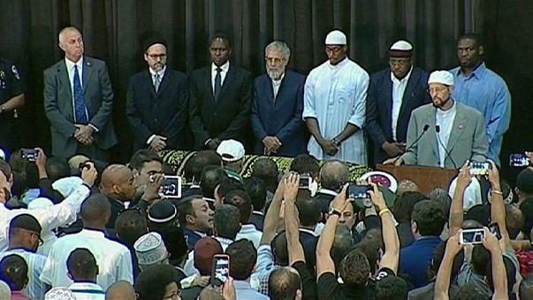 Elkezdődött és péntekig tart Muhammad Ali búcsúztatása