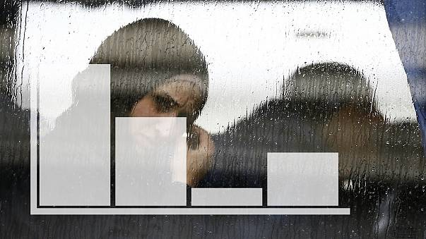 Crimes against asylum seekers in Germany 'increase sharply'