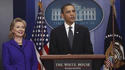 Obama battra campagne pour Hillary Clinton